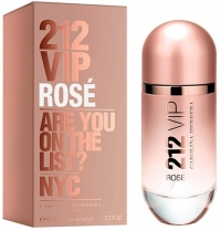 "Туалетная вода ""212 VIP ROSE"" CAROLINA HERRERA, 80ML, EDT"