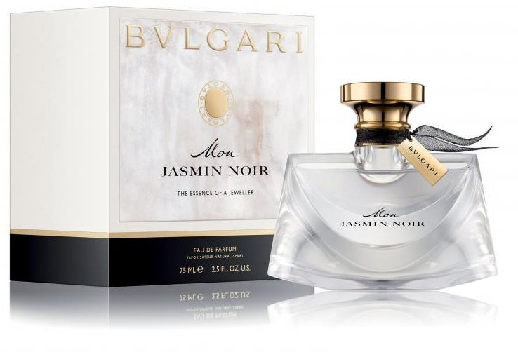 Туалетная вода MON JASMIN NOIR THE ESSENCE OF A JEWELLER BVLGARI, 75ML, EDP