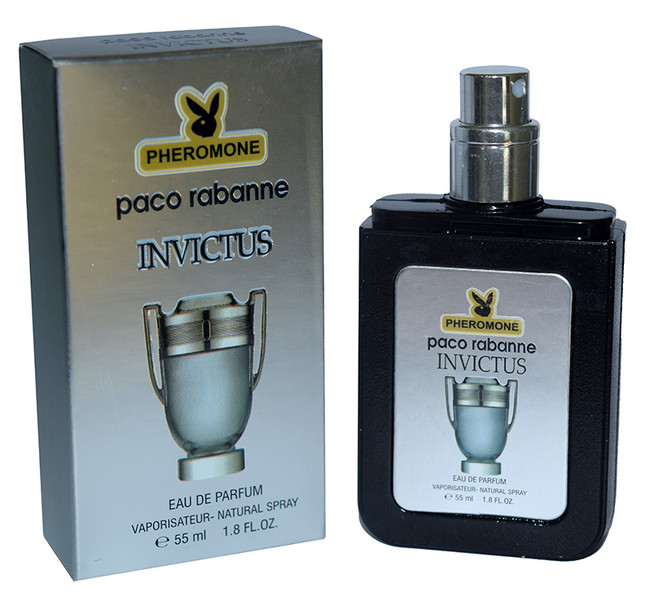 ДУХИ С ФЕРОМОНАМИ INVICTUS PACO RABANNE,55ML  NEW :: Парфюмерия
