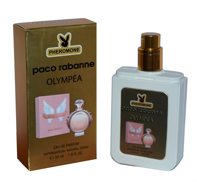 ДУХИ С ФЕРОМОНАМИ PACO RABANNE OLYMPEA , 55ML NEW