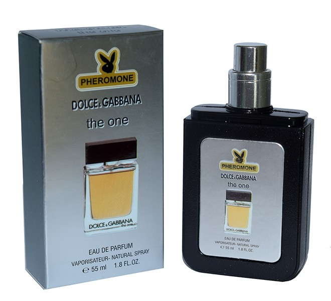 ДУХИ С ФЕРОМОНАМИ DOLCE & GABBANA THE ONE FOR MAN ,55ML NEW