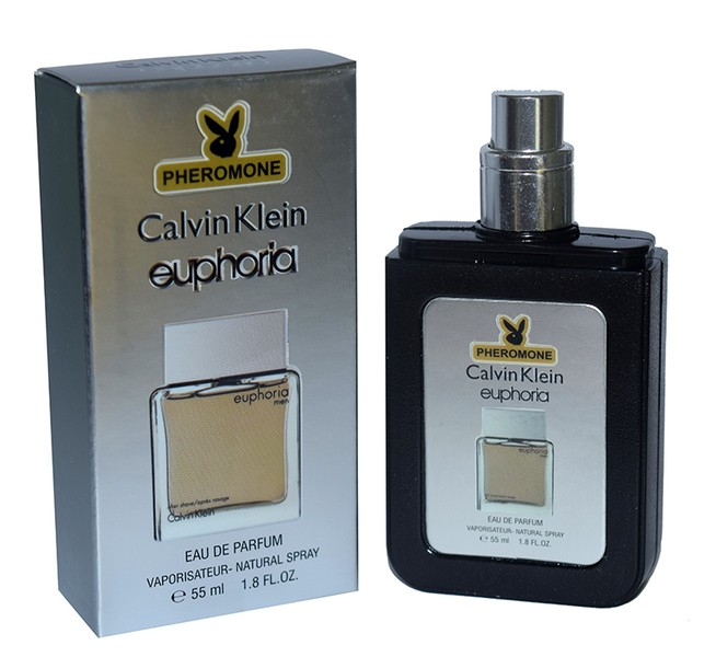 ДУХИ С ФЕРОМОНАМИ CALVIN KLEIN EUPHORIA MEN,55ML NEW