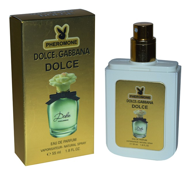 ДУХИ С ФЕРОМОНАМИ DOLCE DOLCE&GABBANA ,55ML NEW