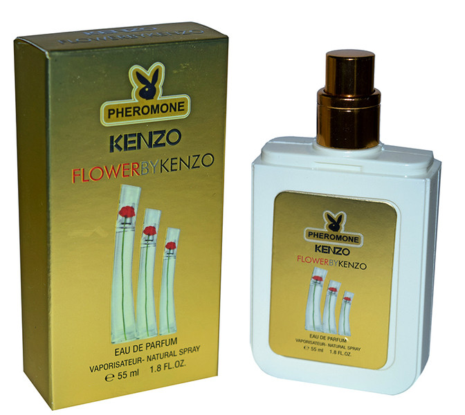 ДУХИ С ФЕРОМОНАМИ FLOWER BY KENZO ,55ML NEW :: Парфюмерия