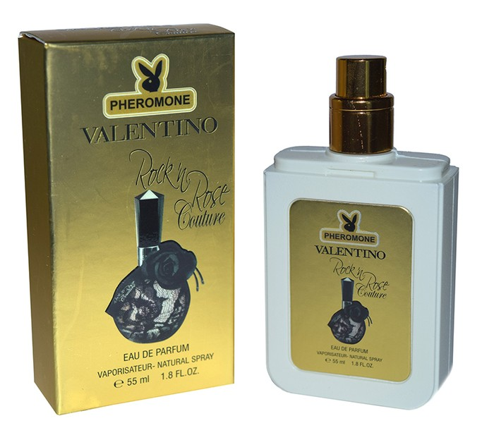 ДУХИ С ФЕРОМОНАМИ ROCK`N`ROSE COUTURE VALENTINO,55ML NEW