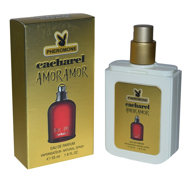 ДУХИ С ФЕРОМОНАМИ CACHAREL AMOR, 55ML NEW