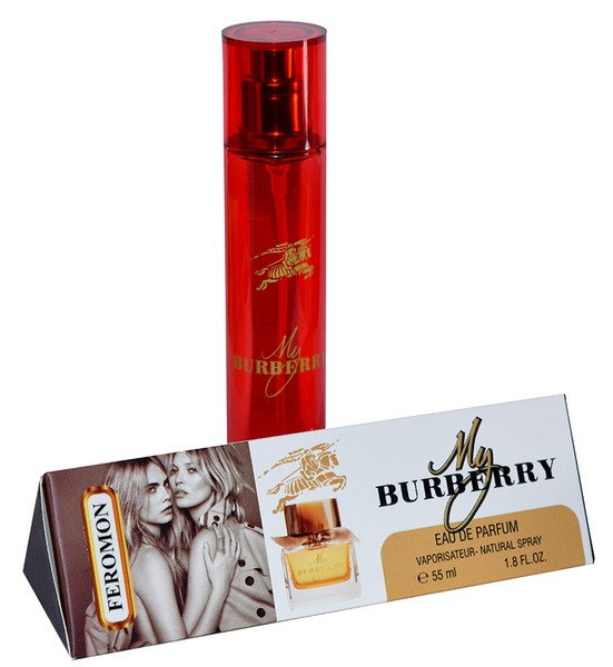 ДУХИ С ФЕРОМОНАМИ BURBERRY MY BURBERRY, 55ML