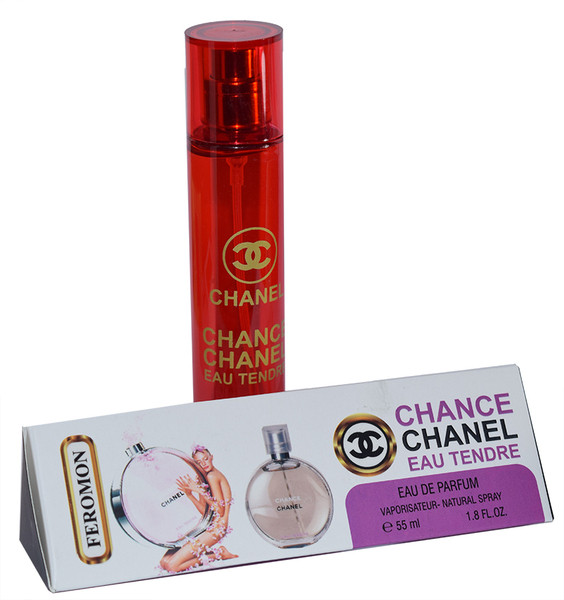 ДУХИ С ФЕРОМОНАМИ CHANEL CHANCE EAU TENDRE, 55ML :: Парфюмерия