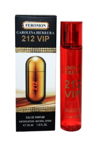 ДУХИ С ФЕРОМОНАМИ CAROLINA HERRERA 212 VIP, 55ML