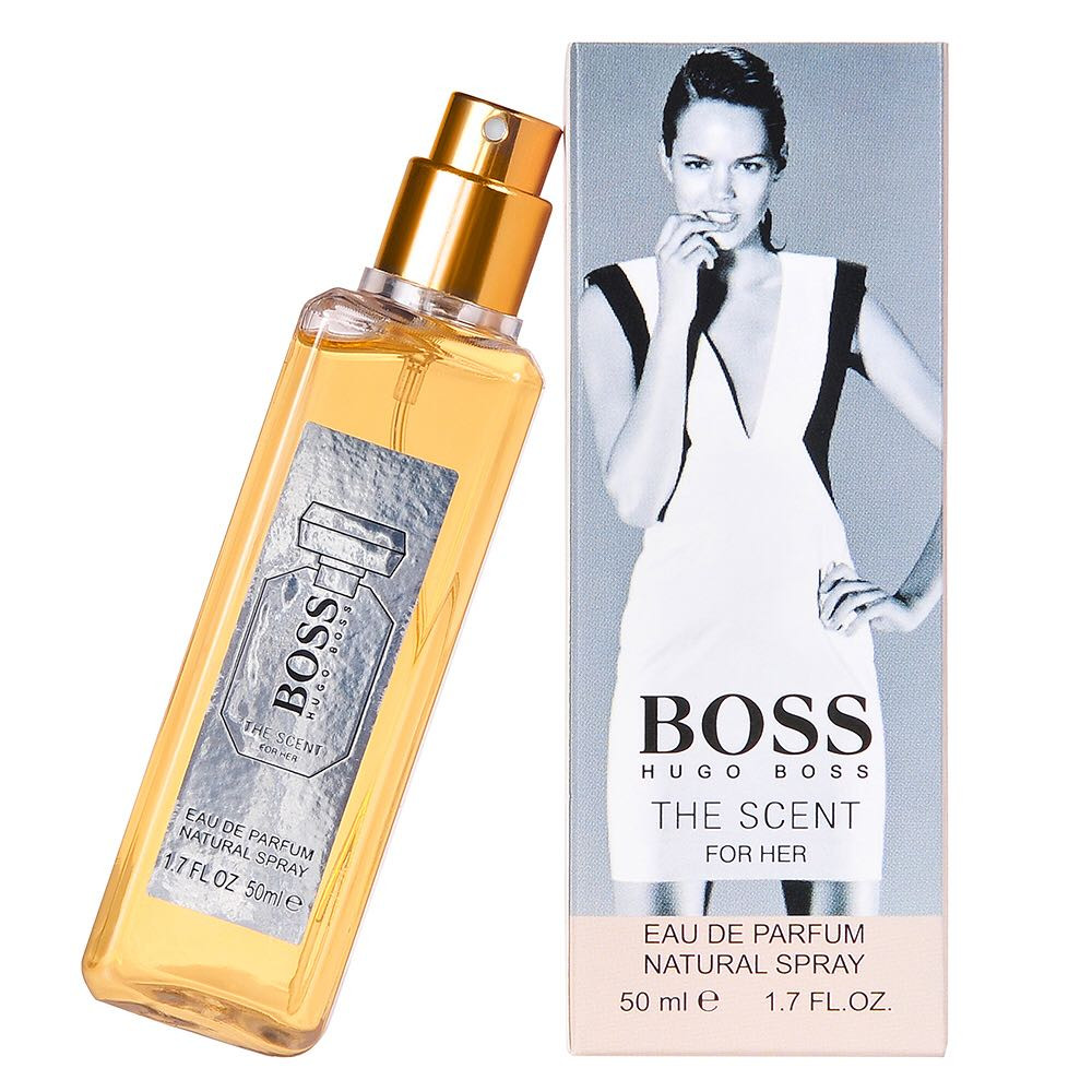 Духи женские BOSS THE SCENT FOR HER, 50 мл.
