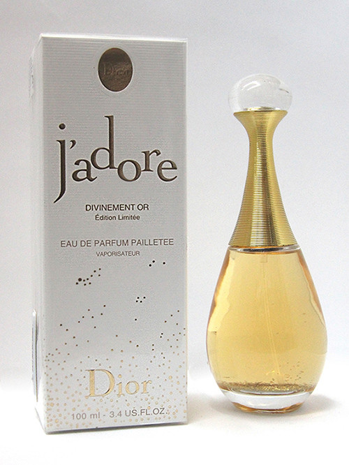 Туалетная вода DIOR J'ADORE GOLD SUPREME LIMITED EDITION 100ML