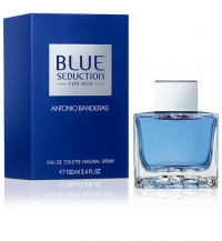 Туалетная вода Antonio Banderas Blue Seduction for Men 100 мл.