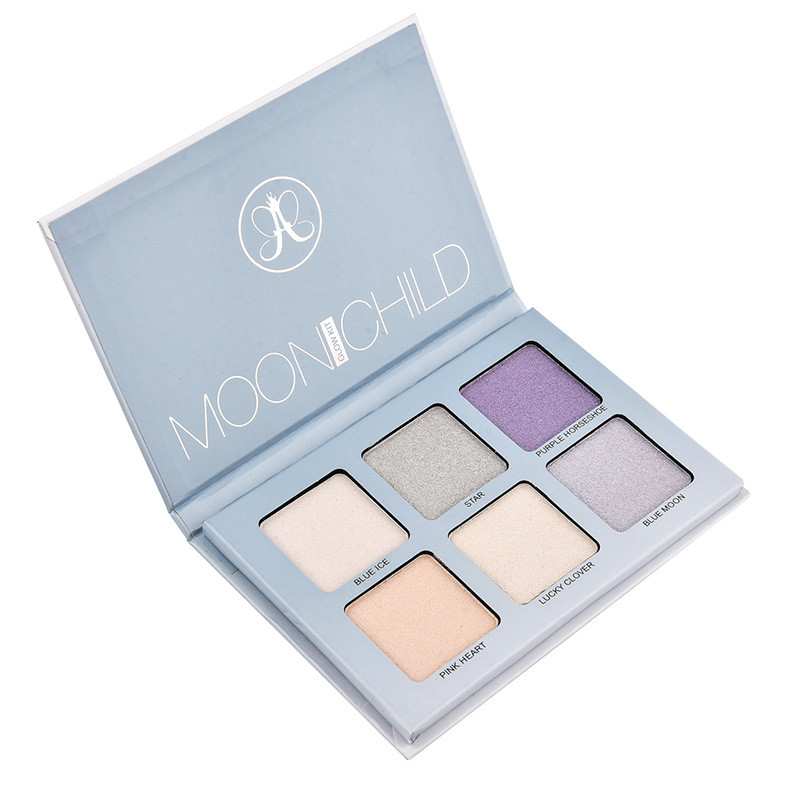 Тени для век Anastasia Beverly Hills Moon Child Glow Kit