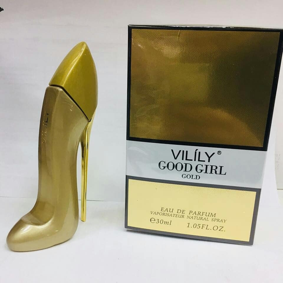 Арабские духи VILILY COLLECTION GOOD GIRL GOLD, 30 ML :: Парфюмерия