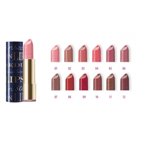"Набор помад DERMACOL ""LIP SEDUCTION LIPSTICK"" 12 ШТ :: Косметика"