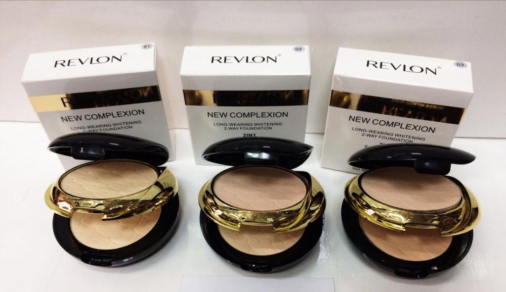 ... Revlon New Complexion Two Way Foundation Refill 06 Honey Beige Source 2 1 REVLON NEW