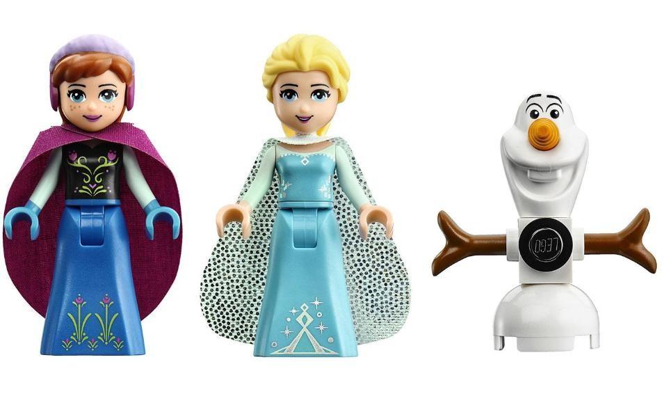 Конструктор JLB - Герои из серии Frozen (Холодное Сердце) (Персонаж: Анна , Артикул: М1013-6)