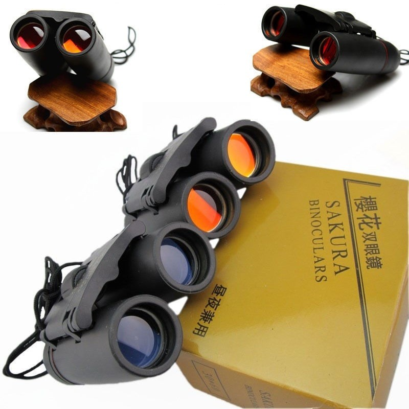 Бинокль BINOCULARS DAY AND NIGHT VISION :: Товары для дома